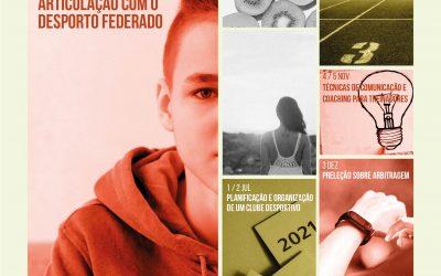 Desporto Escolar e articulação com o desporto federado – 6 e 7 maio 2021