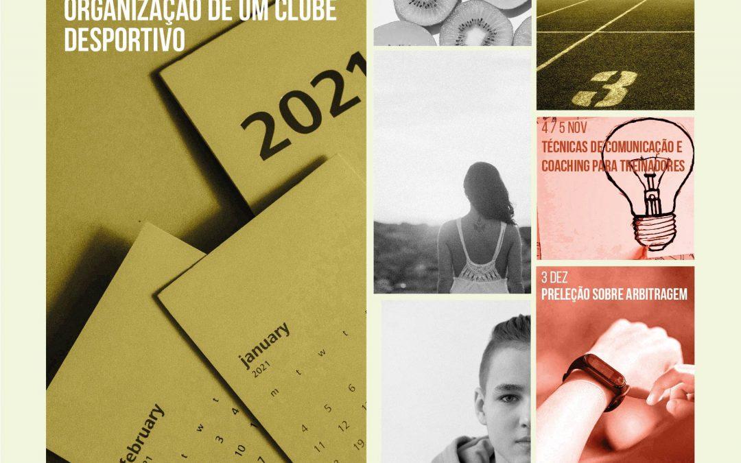 Planificação e organização de um clube desportivo – 1 e 2 jul 2021