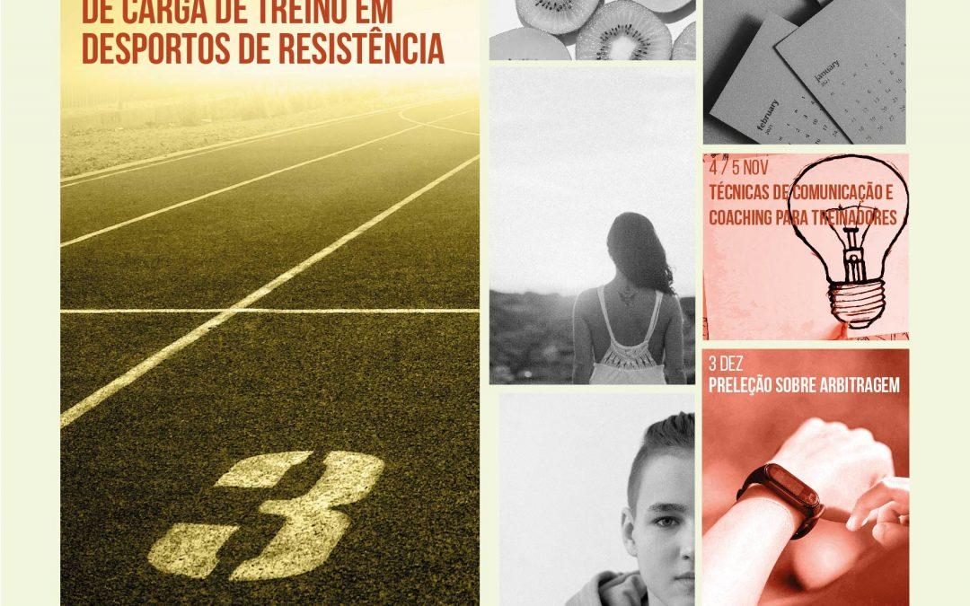 Desafio na monitorização de carga de treino em desportos de resistência – 2 e 3 set 2021