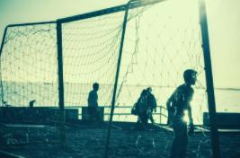 O Guarda-redes de Futebol de Praia – 17 e 20 maio 2021