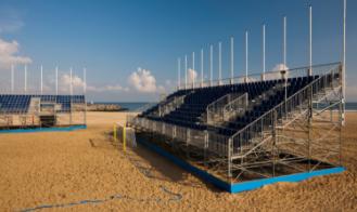 Futebol de Praia – 6 abr a 6 mai 2021
