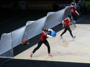 Goalball – Odivelas – 5 jun 2021